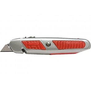 Макетен Нож 18 мм с отделение за ножчета
