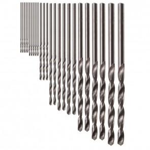 Комплект 25 бр. свредла HSS,0,5-3,00мм; BGS TECHNIC, Германия