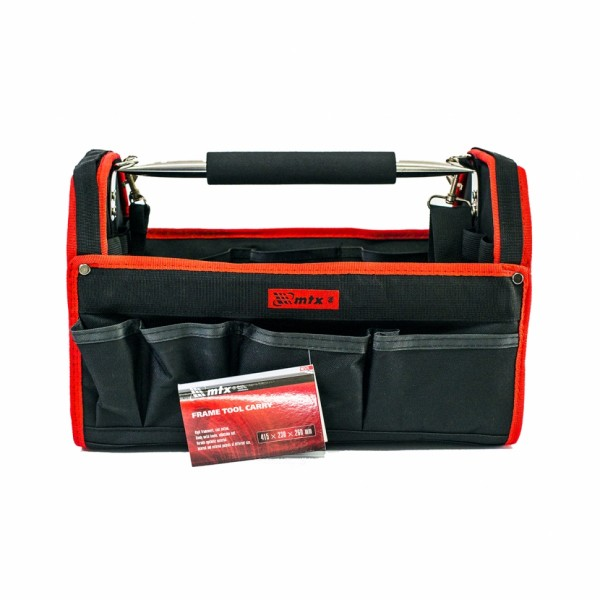 Чанта за Инструменти 415 х 230 х 260 мм с рамка