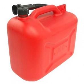 Туба за гориво 10 л. - Пластмаса