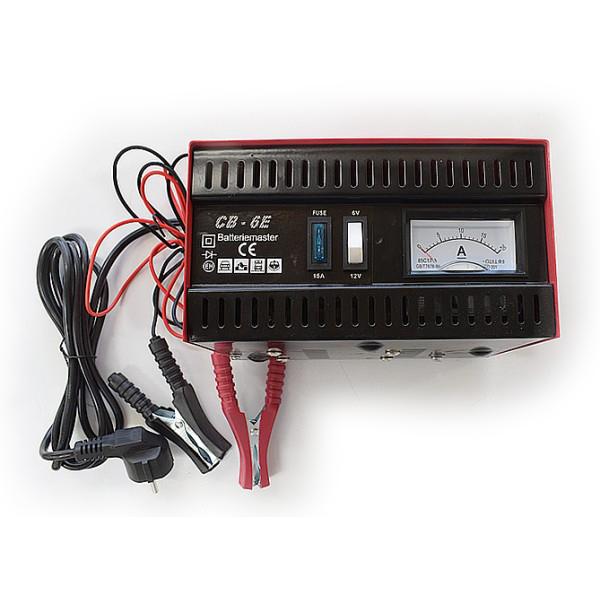 Зарядно за акумулатор 6 -12V